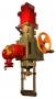 МЭП-25000-IIВТ4 Механизм исполнительный электрический прямоходный