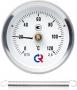БТ-30.010 ( серия 010 ) Биметаллический общетехнический накладной термометр