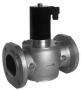 Клапаны КМГ DN 40 - DN 100 газовые с электромагнитным приводом фланцевого исполнения