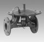 КЗМЭФ -АС-40(50, 65)-1-220 Клапаны газовые электромагнитные автоматические